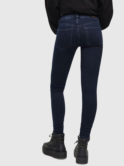 Diesel - Slandy 0094Y, Blu Scuro - Jeans - Image 2