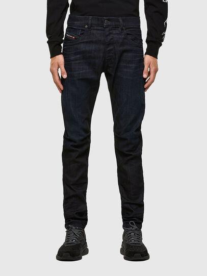 Diesel - D-Strukt 009MP, Blu Scuro - Jeans - Image 1