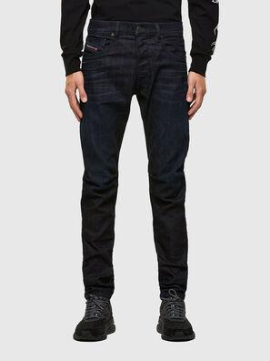 D-Strukt 009MP, Blu Scuro - Jeans