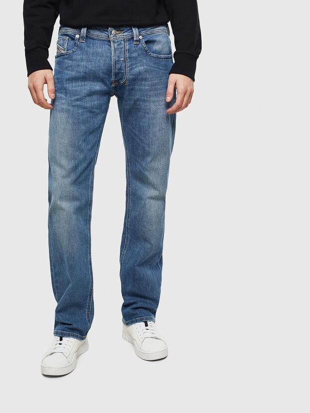 Larkee CN035, Blu medio - Jeans