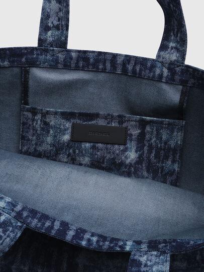 Diesel - D-THISBAG SHOPPER L, Blu Jeans - Shopper e Borse a Spalla - Image 4