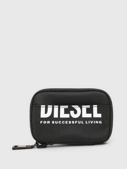 Diesel - LARIO, Nero - Portafogli Con Zip - Image 1