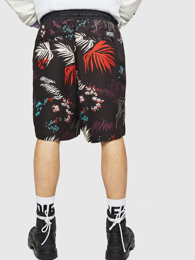 Diesel - P-NOTERY, Nero - Shorts - Image 2