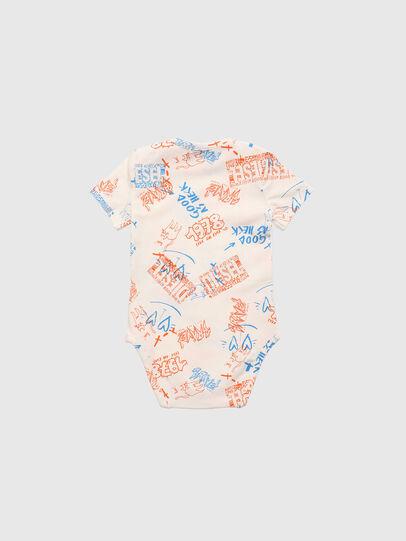 Diesel - ULENT-NB, Bianco/Arancione - Underwear - Image 2