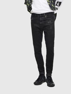 D-Amny 009CE, Nero/Grigio scuro - Jeans