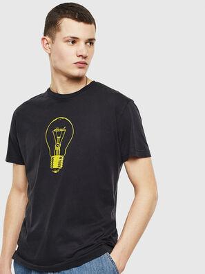T-DIEGO-S9, Nero - T-Shirts