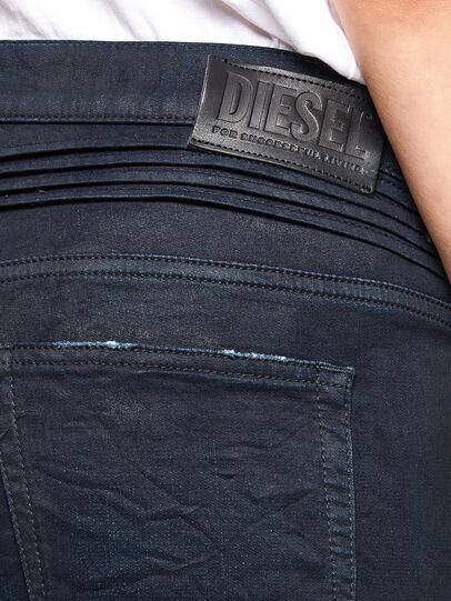 Diesel - Fayza JoggJeans® 069RW, Blu Scuro - Jeans - Image 4