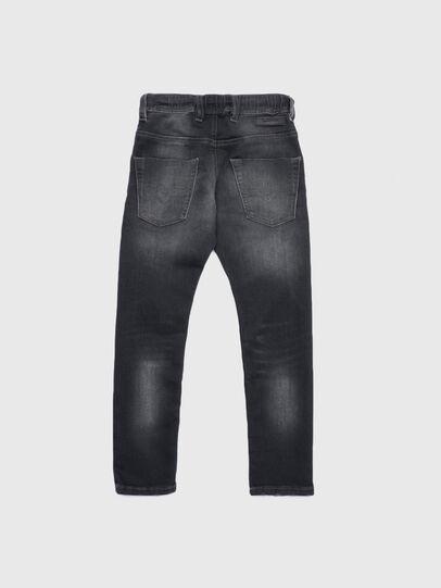 Diesel - KROOLEY-J JOGGJEANS, Nero/Grigio scuro - Jeans - Image 2