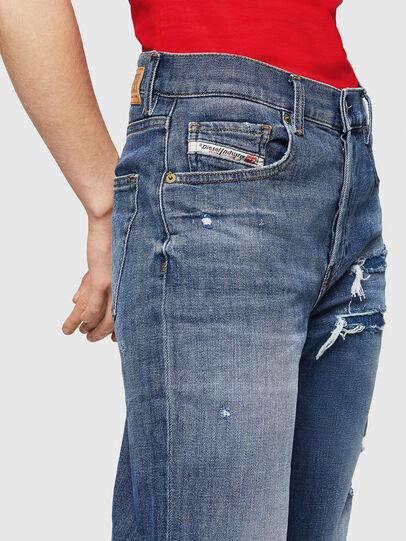 Diesel - Aryel 0890X, Blu medio - Jeans - Image 3