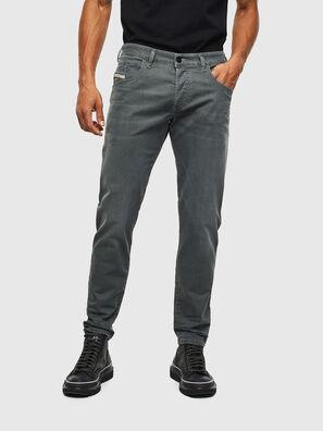 D-Bazer 0699P, Verde Melange - Jeans