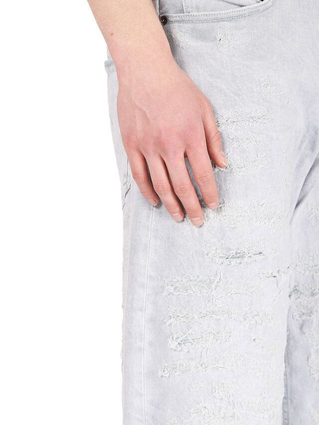 TYPE-2847, Grigio Jeans