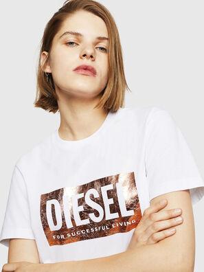 T-FOIL, Bianco - T-Shirts