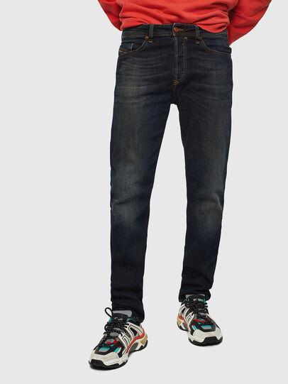 Diesel - Buster 0890Z, Blu Scuro - Jeans - Image 1