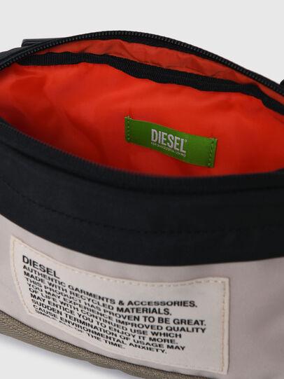 Diesel - DRESSLEK, Bianco/Arancione - Borse a tracolla - Image 4