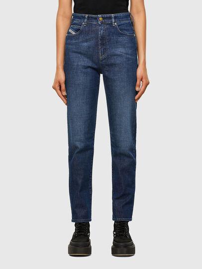 Diesel - D-Eiselle 009FN, Blu Scuro - Jeans - Image 1