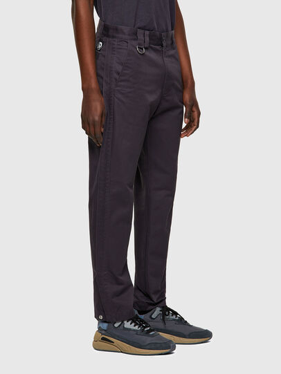 Diesel - P-FRANCIS, Blu - Pantaloni - Image 5