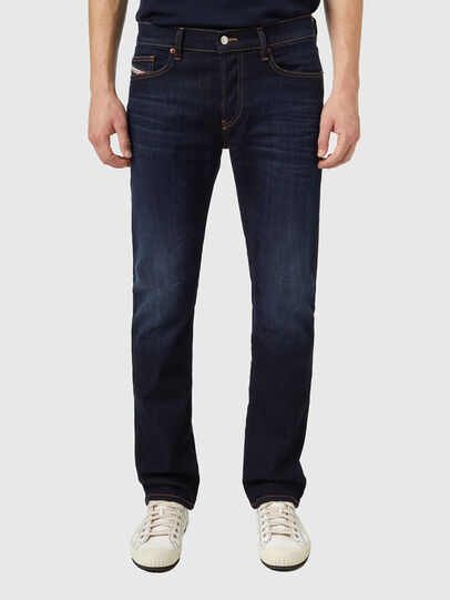 Diesel - D-Mihtry 009ZS, Blu Scuro - Jeans - Image 1