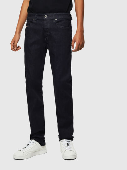 Diesel - Buster 0607A, Blu Scuro - Jeans - Image 1