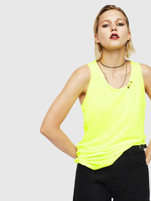 T-KELLY, Giallo Fluo - Tops