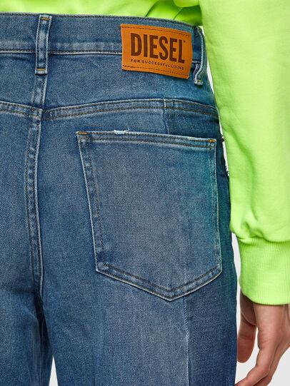 Diesel - Widee 009EU, Blu Chiaro - Jeans - Image 5