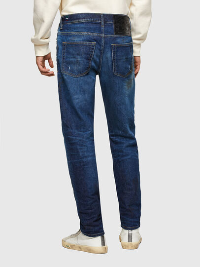 Diesel - D-Fining 009NG, Blu Scuro - Jeans - Image 2