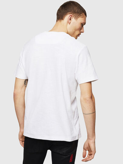 Diesel - T-RANIS, Bianco - T-Shirts - Image 2