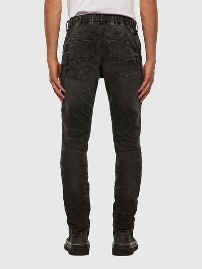 Diesel - KROOLEY JoggJeans® 009FZ, Nero/Grigio scuro - Jeans - Image 2