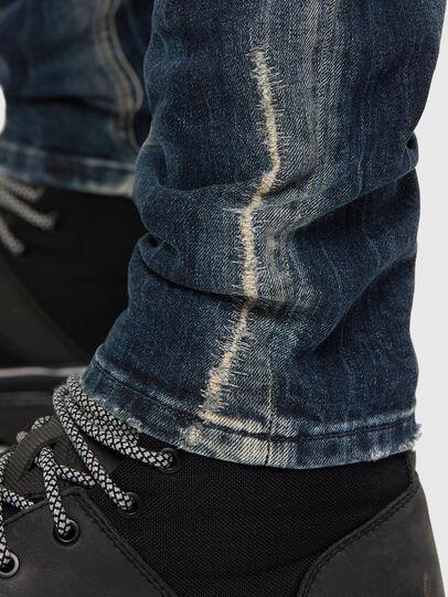 Diesel - Sleenker 069NI, Blu Scuro - Jeans - Image 6