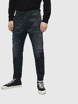 D-Earby JoggJeans 069MD, Blu Scuro - Jeans