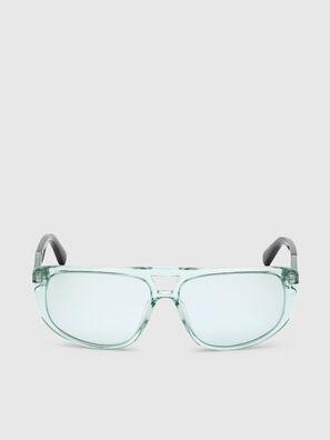 DL0300, Blu Chiaro - Occhiali da sole