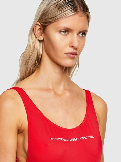 Diesel - BFSW-LIA, Rosso - Costumi interi - Image 3