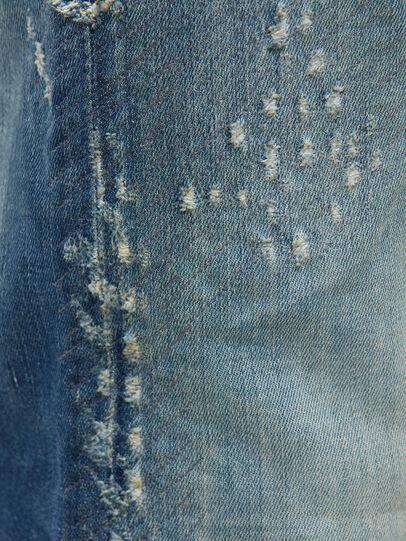 Diesel - KROOLEY JoggJeans® 009NK, Blu medio - Jeans - Image 5