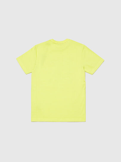 Diesel - TDIEGOB14, Giallo - T-shirts e Tops - Image 2