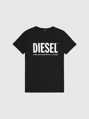 T-DIEGO-LOGO, Nero - T-Shirts