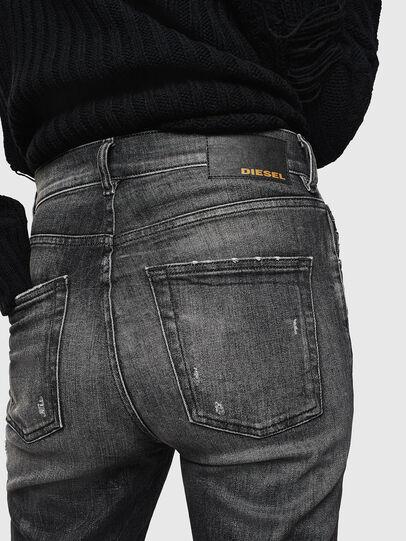 Diesel - Aryel 0095J, Nero/Grigio scuro - Jeans - Image 5