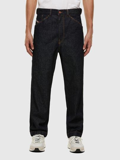 Diesel - D-Franky 009HP, Blu Scuro - Jeans - Image 1
