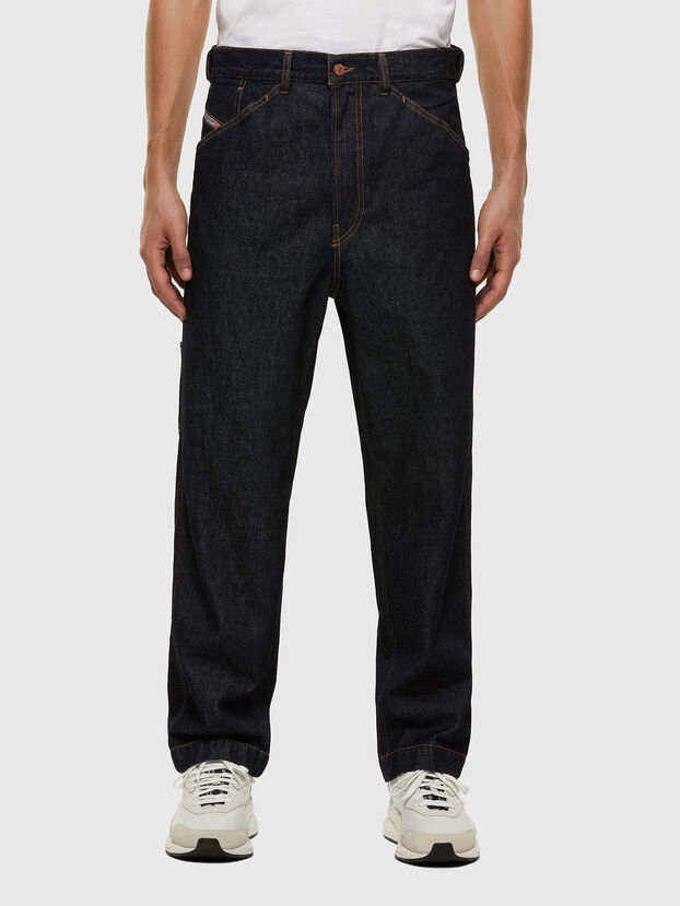 D-Franky 009HP, Blu Scuro - Jeans