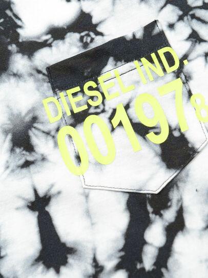 Diesel - TJUSTJ23 OVER, Nero - T-shirts e Tops - Image 3
