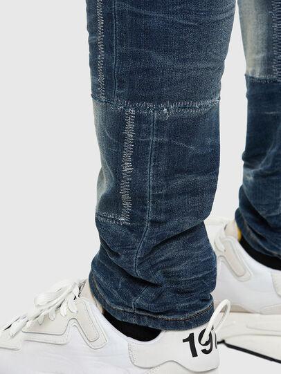 Diesel - KROOLEY JoggJeans® 069NK, Blu medio - Jeans - Image 5