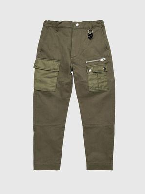 PAILA, Verde Militare - Pantaloni