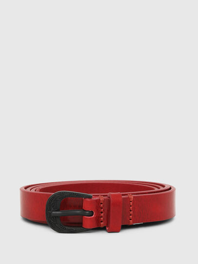 Diesel - B-ROTZO, Rosso - Cinture - Image 1