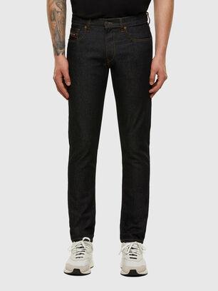 D-Strukt 009HF, Blu Scuro - Jeans