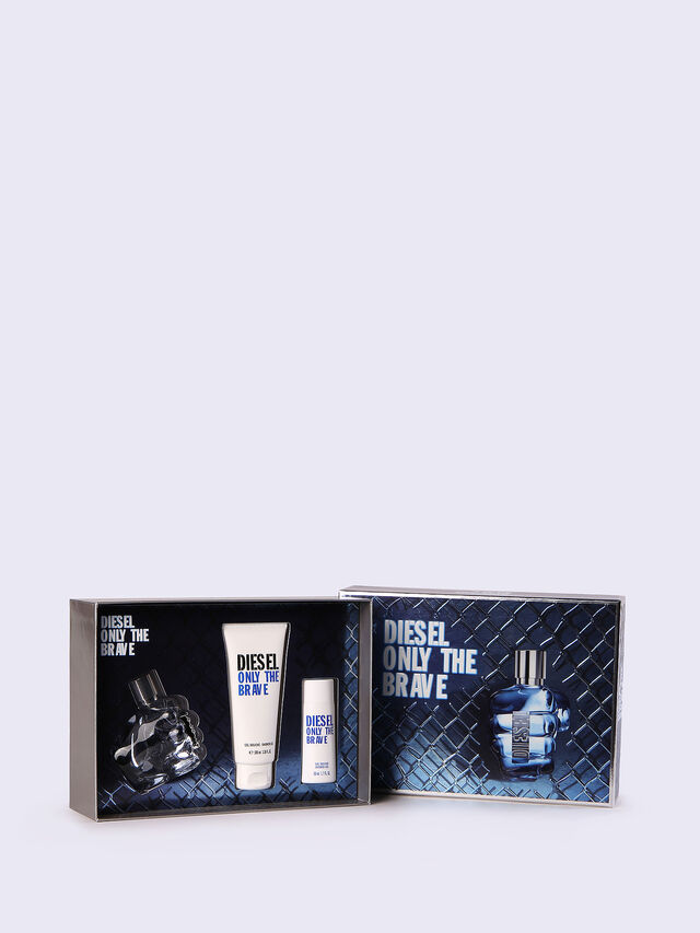 Diesel - ONLY THE BRAVE 50ML GIFT SET, Blu - Only The Brave - Image 1