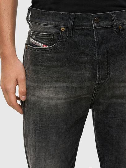 Diesel - D-Vider 009JW, Nero/Grigio scuro - Jeans - Image 3