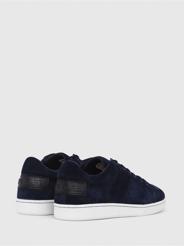Diesel - S-MILLENIUM LC, Blu Scuro - Sneakers - Image 3
