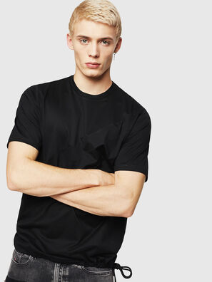 T-ALEKSEY, Nero - T-Shirts