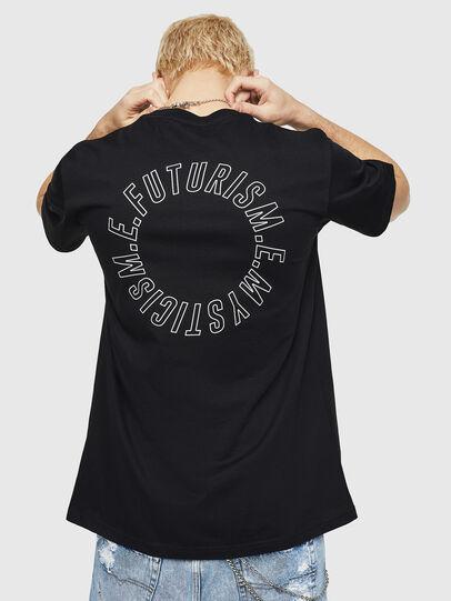 Diesel - T-JUST-Y19,  - T-Shirts - Image 2