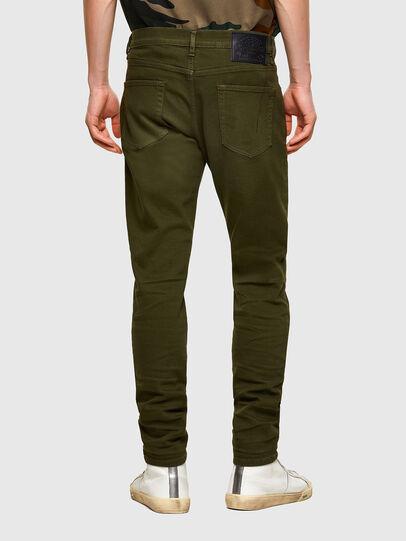 Diesel - D-Strukt 009ZF, Verde Militare - Jeans - Image 2