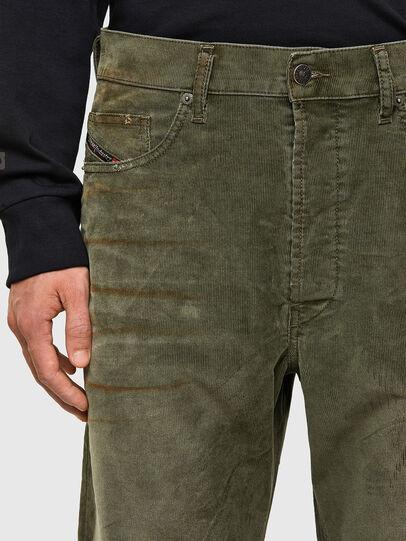 Diesel - D-Macs 069PT, Verde Militare - Jeans - Image 3