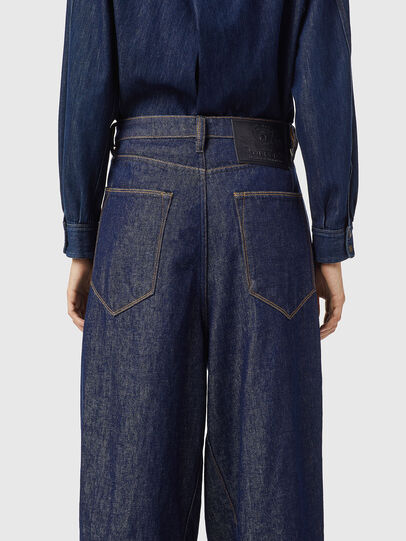 Diesel - D-CONCY-SP, Blu Scuro - Jeans - Image 4